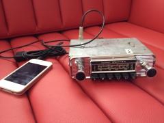 Radio Becker 190SL avec ipad