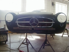 restaurations 190sl photo 49